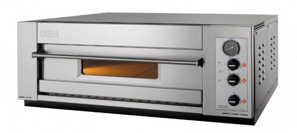 oem domitor dm 430 m einkammer pizzaofen 1 x 4 pizza 30 cm gastrouniversum
