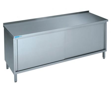 edelstahlm bel transport m bel gastrouniversum. Black Bedroom Furniture Sets. Home Design Ideas