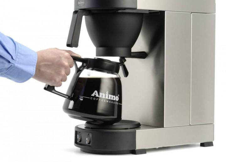 animo m100 kaffeemaschine ohne wasseranschluss. Black Bedroom Furniture Sets. Home Design Ideas