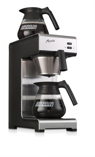 bonamat mondo 2 kaffeemaschine schnellfilterger t ohne. Black Bedroom Furniture Sets. Home Design Ideas