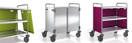 Blanco Verkleidung für Servierwagen SW 8x5-2 oder SW 8x5-3 4-Seitig - Farbig