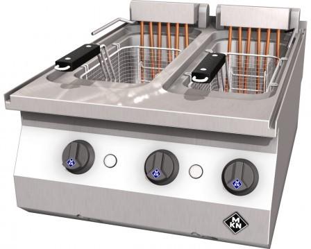 MKN Counter SL LONDON II Fritteuse - 2 x 12,5 Liter - Elektro - Heizleistung normal