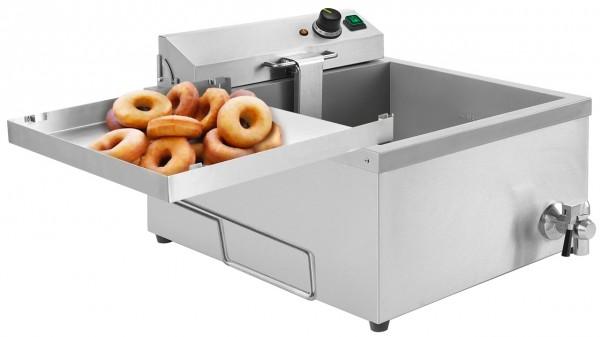 Neumärker Donut-Fritteuse 12 Liter, Tischgerät 05-50153