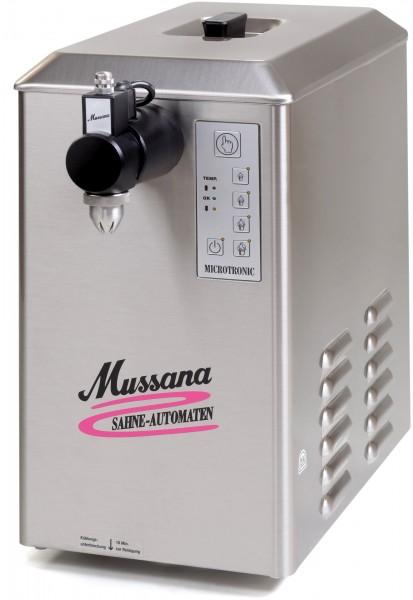 Mussana Lady Sahnemaschine 6-Liter