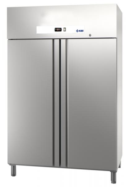 KBS  Ready KU 1407  Edelstahlkühlschrank für GN 2/1 - 1320 Liter -  Lagerkühlschrank aus CNS für GN 2/1