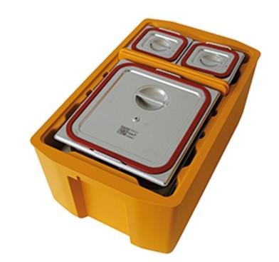 Rieber Thermoport 4.0 100 K hybrid orange - unbeheizt