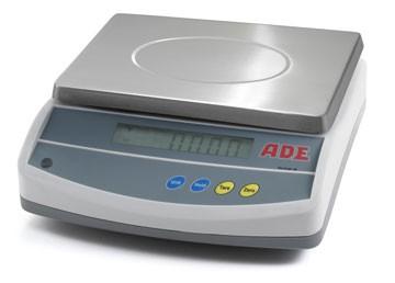 ADE Portionswaage 90612 - 30 kg mit 1 g Ziffernschritt (nicht eichfähig)