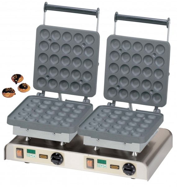 Neumärker Waffeleisen Waffelbällchen 2 Platten DT 12-40754 DT