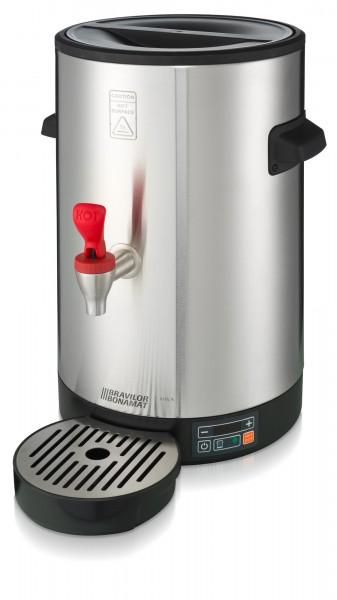 Bonamat HWA 8 Heißwassergerät und Milchwärmer rund 8 Liter