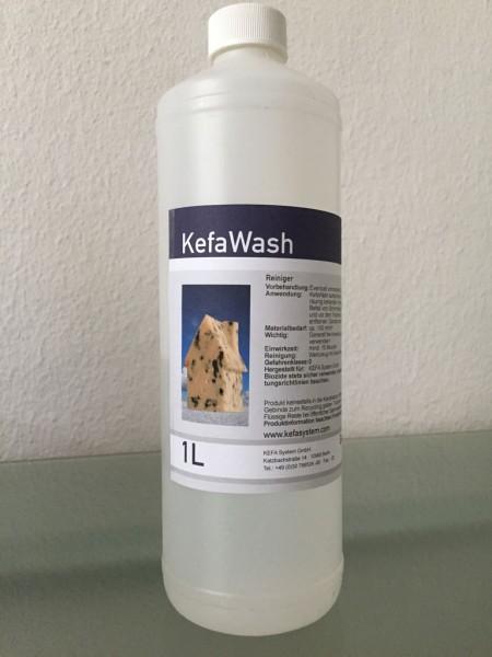 KEFA KefaWash 1 Liter mit Sprühkopf (abbildung ohne Sprühkopf)