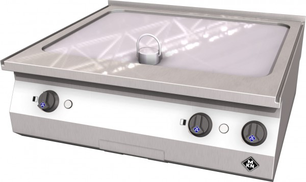 MKN Elektro-Griddleplatte 2 Supra glatt