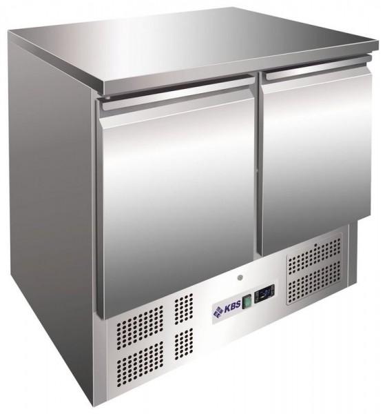 KBS KTM 200 Kühltisch mit 2 Türen