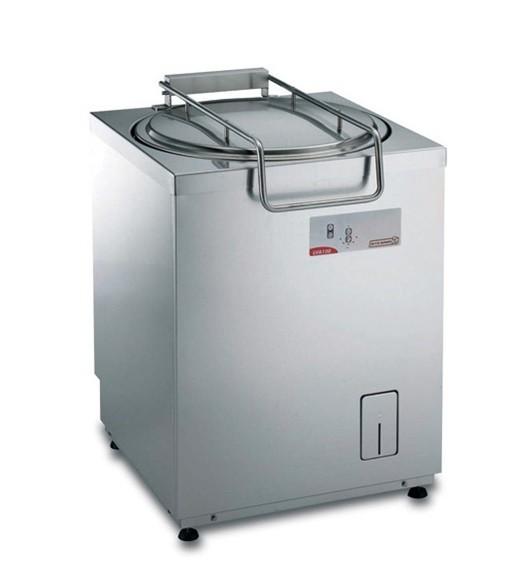 Dito Sama LVA100 Gemüsewaschmaschine mit Schleuder 601524 (DLVA100B)