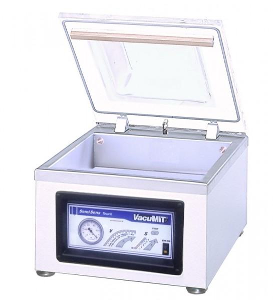 VacuMIT VacTiger Vakuumiermaschine  - LC Version - 10 m³/h mit  Kuppeldeckel - Abbildung nicicht mit Kuppeldeckel