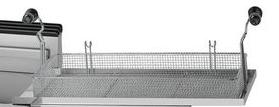 Bartscher Fritteusenkorb für Backwarenfritteuse GAS BF 20G