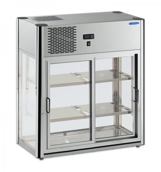 KBS Linus 100 Aufsatzkühlvitrine - Tischkühlvitrine