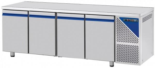 AFG Kühltisch Tiefe 600 mm mit 4 Türen Serie Plus DKT4-S6 - tropentauglich