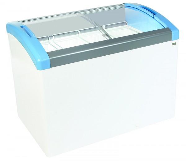 Nordcap FOCUS 106 LED Kühl- / Tiefkühltruhe umschaltbar 270 Liter