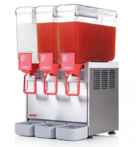 NOSCH Arctic Compact 5/3 C - Kaltgetränke-Dispenser 3 x 5 Liter - Ugolino