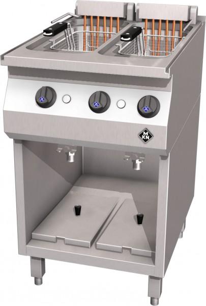MKN HotLine Elektro-Fritteuse LONDON II - 2 x 12,5 Liter