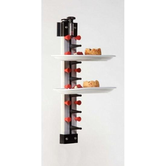 ADE Plate Mate WM 6 Tellerstapler - Wandmodell