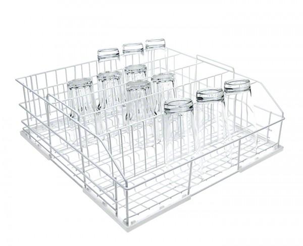 Miele U 525/1 Drahtkorb für Gläser 80 mm Durchmesser mit 5 Gläserreihen