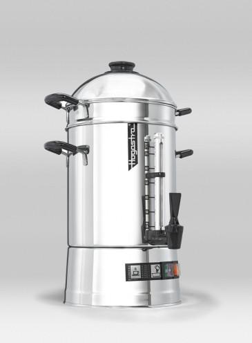 Hogastra Classic-Line CNS-75 CL Kaffeeautomat - 15 bis 75 Tassen