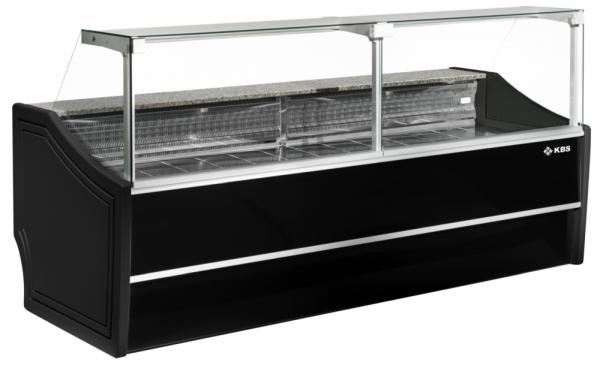 KBS Kühltheke Delio 150 S - Breite 1500 mm stille Kühlung