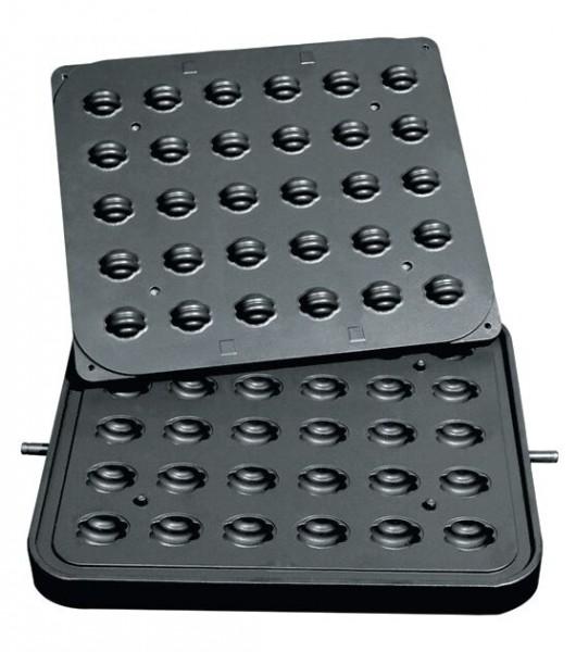 Neumärker Backplatte Nüsschen - für Tartlet-Basisgerät