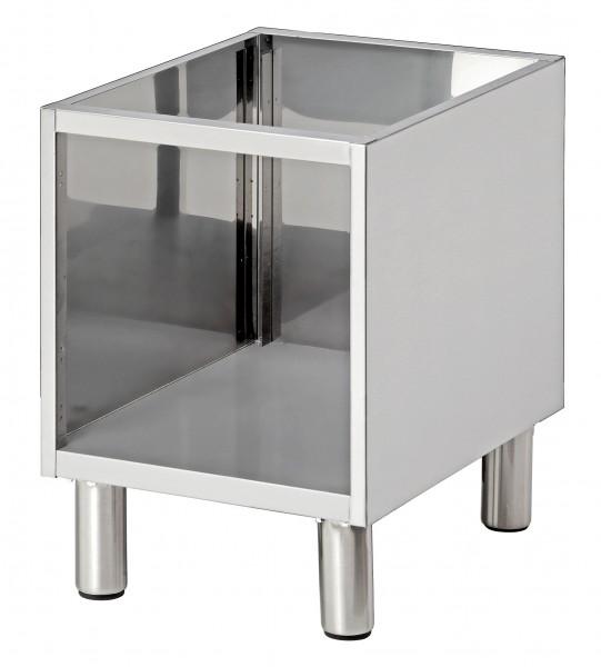 Bartscher Offener Unterbau Breite 400 mm - Serie 650 Snack