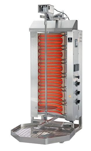 POTIS E3 Dönergrill_Gyrosgrill Elektro - für 50 kg