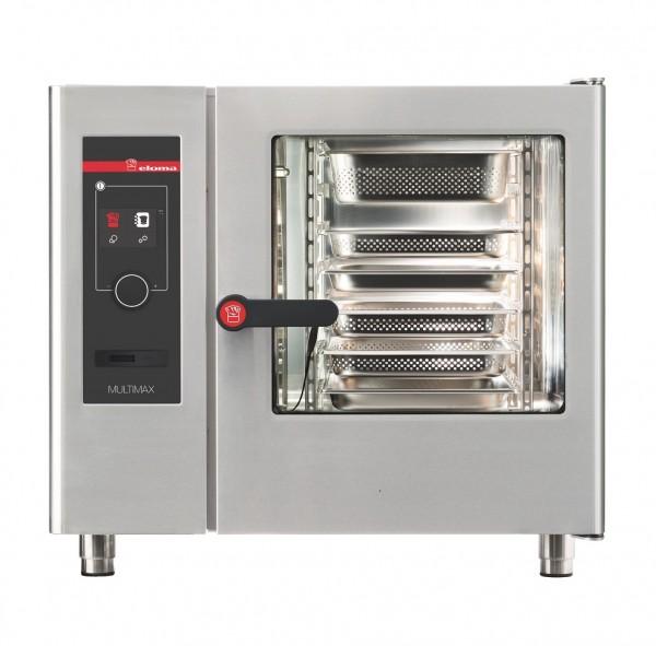Eloma Multimax 6-11 Elektro Kombidämpfer - Tischgerät - Neues Modell  - programmierbar