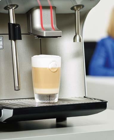Melitta Milchschäumersystem Standard 1 für Cafina XT4 Grundmodell - Abb. ähnlich