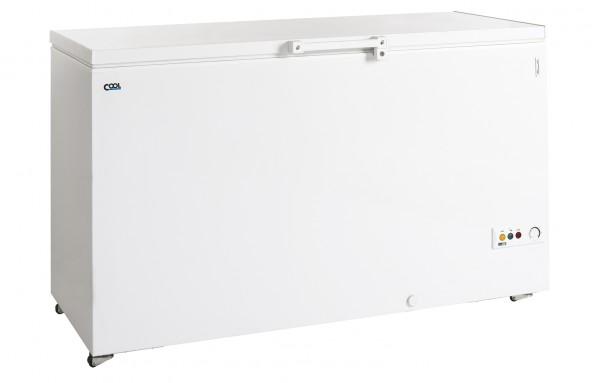 COOL-LINE TKT 505 Tiefkühltruhe mit geschäumtem Klappdeckel