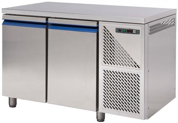 AFG Kühltisch Tiefe 600 mm mit 2 Türen Serie Plus DKT2-S6