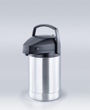 Hogastra Edelstahl-Pumpkanne 2,0 Liter