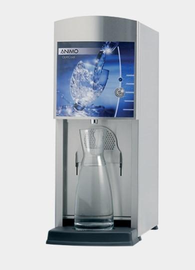 Animo OPTICOOL TS Wasserkühler für Leitungswasser - Version Karaffen