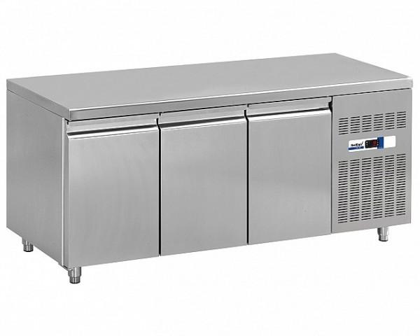 COOL-LINE KT 1795 3T Kühltisch GN 1/1 mit drei Türen - Breite 1795 mm