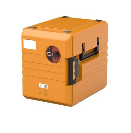 Rieber Thermoport 1000 KB-D orange  thermoport K 1000 D-FLAT - Umluftbeheizt - Digital