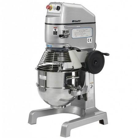Krefft PR 40-T Planeten- Rühr- und Teigknetmaschine - 40 Liter mit Timer