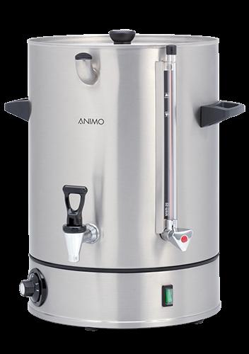 Animo MWR 20n Getränkewärmer für Milch, Schokolade, Glühwein usw.