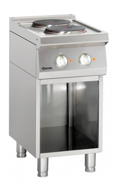 Bartscher Serie 700 - 4 Platten Elektroherd 286102