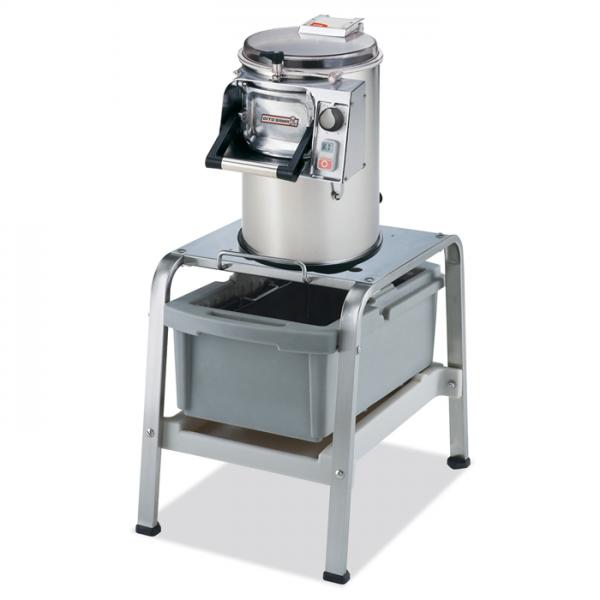 Dito Sama T5S Schälmaschine 5 kg  inkl. Karbonscheibe 230 Volt für Kartoffeln und mehr DT5STN