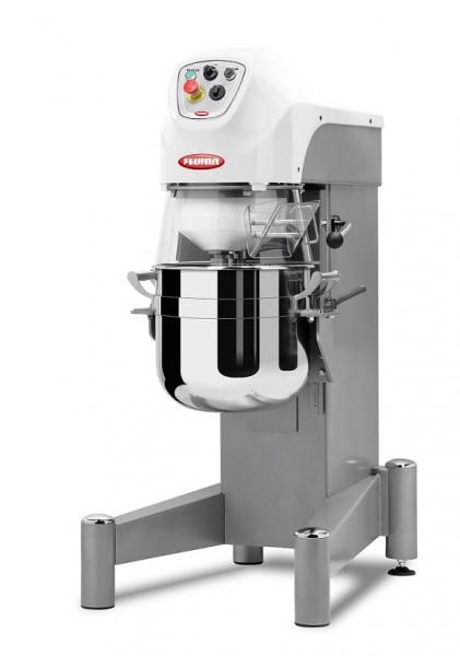 FEUMA PL 40 Planetenrührmaschine  40 Liter - Bedienpanel manuell - Stahl lackiert 400 Volt