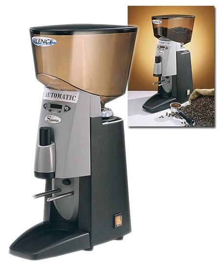 Santos Automatik Silence 55 grau Espresso Kaffeemühle