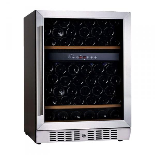 KBS Weinkühlschrank Vino 160 mit 2 Temperaturzonen