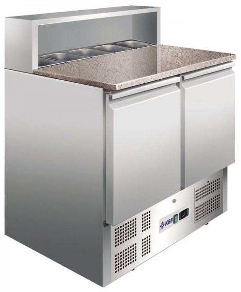 KBS Pizzakühltisch KBS 900 PT mit 2 Türen