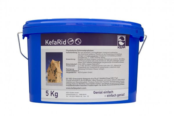 KEFA KefaRid Schimmelschutz 5 kg