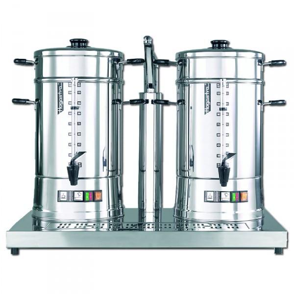 Hogastra CNS-200 DT Kaffeestation DUO-TEC - 15 bis 200 Tassen