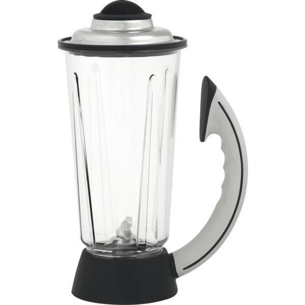Santos Aufsatz für Mixer 37 - 2 Liter Kunststoff transparent (ohne Bisphenol A)